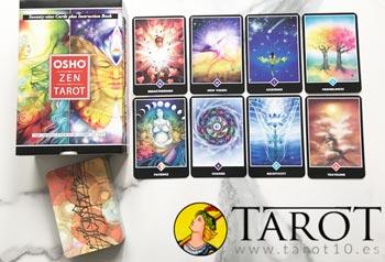 Tirada de Tarot Osho Zen Gratis - Tarot10