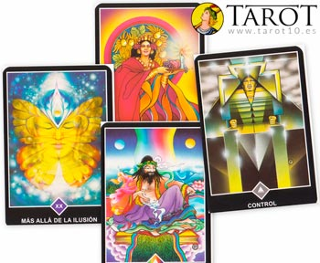 Tirada del Amor del Tarot Osho Zen - Tarot10