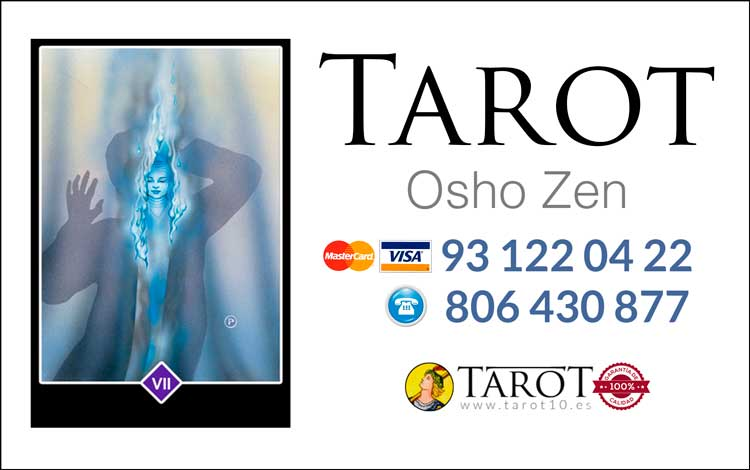 Tiradas del Tarot Osho Zen por Teléfono - Tarot10