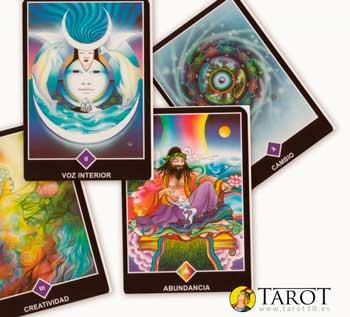 Tiradas del Tarot de Osho - Tarot Osho Zen - Tarot10