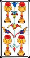 4 de copas - arcanos menores - tarot10