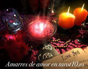 Amarres de Amor - Tarot10