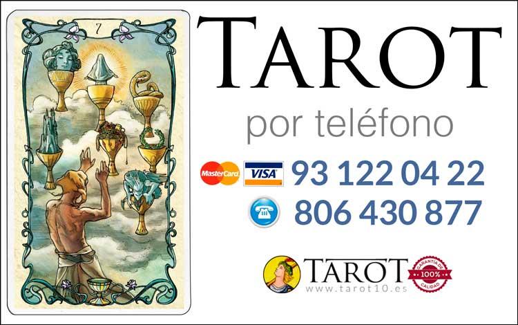 Asegúrese de tener una experiencia verdadera en su lectura psíquica - Tarot Telefónico - Tarot10