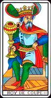 Atributos del Rey de Copas - Tarot10
