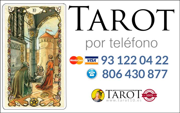Chamanismo - Tarot Telefónico - Tarot10