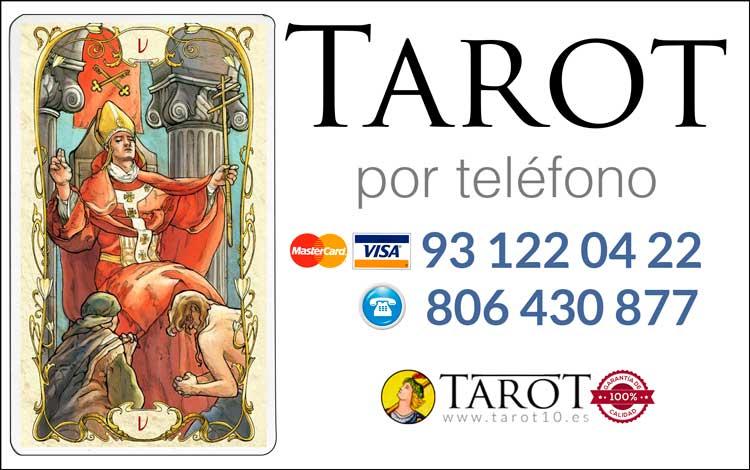 Combinaciones de 2 cartas en el Tarot - Tarot Telefonico - Tarot10