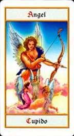 El Ángel Cupido - Tarot de los Ángeles