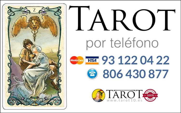 El Ángel de la Enfermedad - Tarot Telefónico - Tarot10