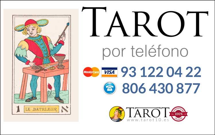 El tarot de Oswald Wirth - Tarot Telefonico - Tarot10