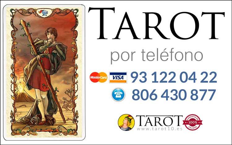 Hechizo con la carta del Loco para romper obstáculos - Rituales y hechizos - Tarot Telefónico