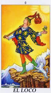 Hechizo con la carta del Loco para romper obstáculos - Tarot10