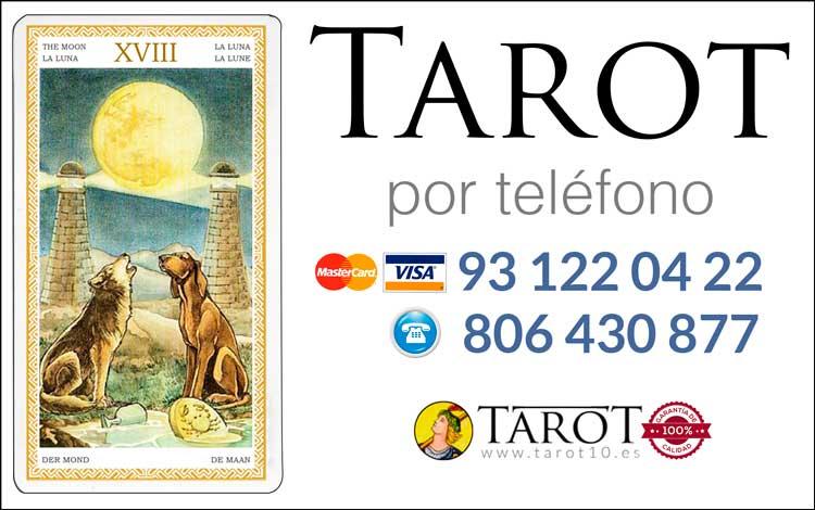 Hechizo de Luna Creciente para el amor - Rituales y hechizos - Tarot Telefónico