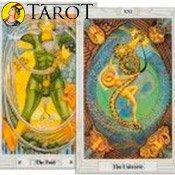 Interpretación de la Lectura de Dos Cartas en el Tarot - Tarot10