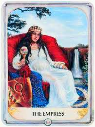 La Emperatriz - Significado - Arcanos Mayores del Tarot - Tarot10