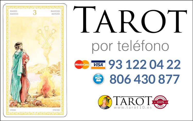 La Lectura del Tarot es real - Tarot Telefónico - Tarot10