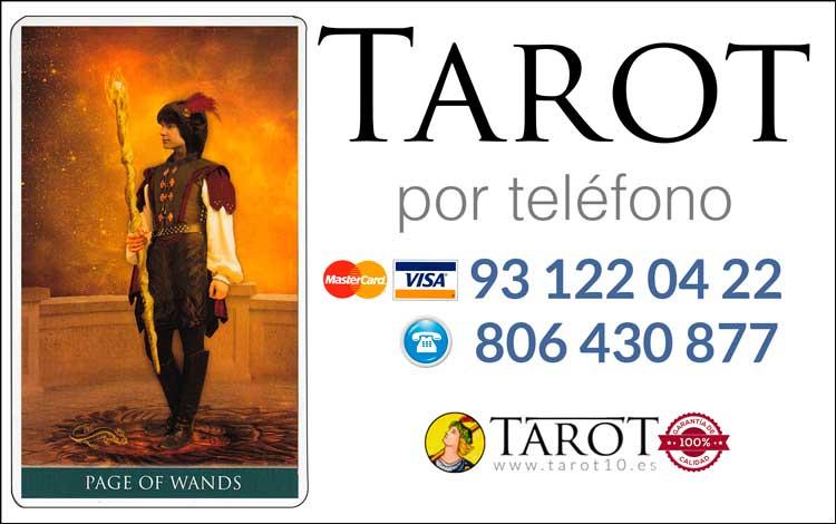 La Representación del Tarot Gitano - Tarot Telefónico - Tarot10