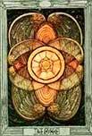 Las Cartas de discos en el Tarot Crowley - Tarot10