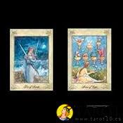 Las combinaciones de 2 cartas y sus vínculos - Tarot10