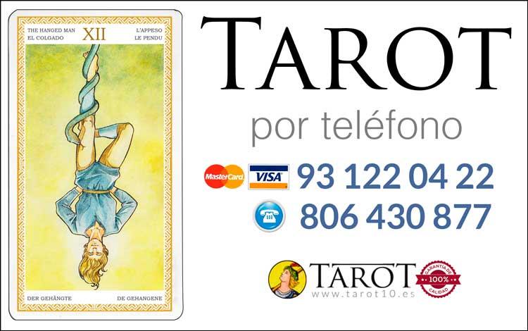 Lectura de dos cartas en el Tarot - Tarot Telefónico - Tarot10