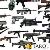 Qué significa soñar con un arma - Oniromancia - Tarot10