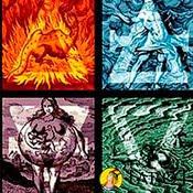 Ritual de pedido de protección al poder de los cuatro elementos - Terapias Alternativas - Tarot10