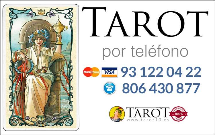 Serafín del amor puro y elevado - Tarot Telefónico - Tarot10