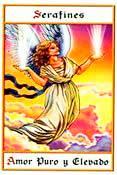 Serafín del amor puro y elevado - Tarot10
