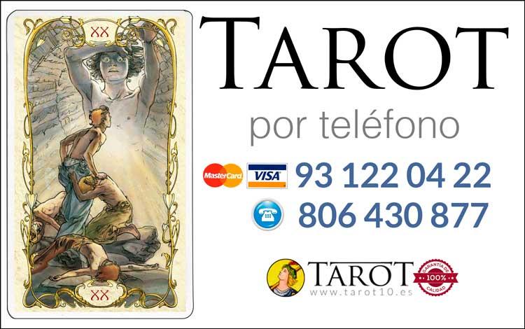 Tarot de los Ángeles y el Ángel del Juicio - Tarot Telefónico - Tarot10