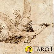 Tarot de los Ángeles y el Ángel del Juicio - Tarot10