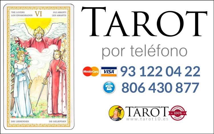 Tarot del Amor - Consulta de tarot telefónico - Tarot10