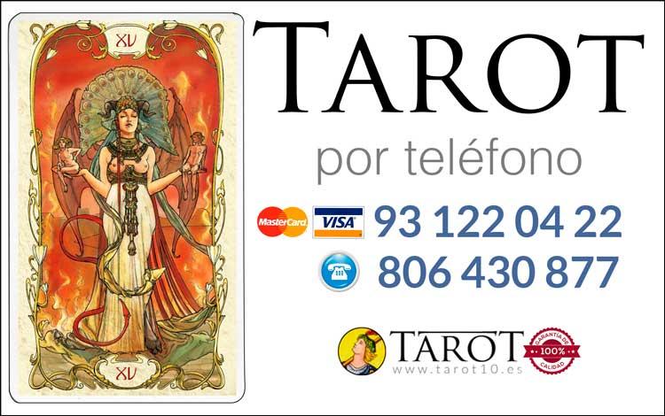 Tarot del dinero - Tarot Telefónico - Tarot10
