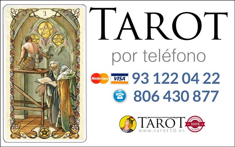 Tarotistas Profesionales - Videncia y Tarot por teléfono - Tarot10