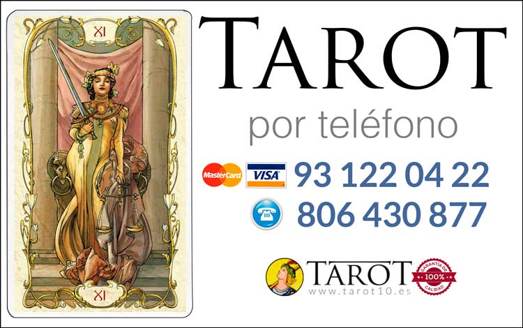 Tirada de Tarot con la Baraja Española - Tarot Telefónico - Tarot10