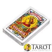 Tirada de Tarot con una Baraja Española - Tarot10