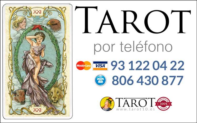 Tirada de la Cruz Mística - Tarot Telefónico - Tarot10