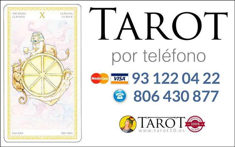 Tirada de tarot en Cruz - Tarot telefónico - Tarot10