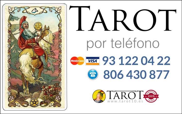 Una Buena Tarotista - Tarot Telefónico - Tarot10