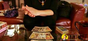 Una Buena Tarotista - Tarot10
