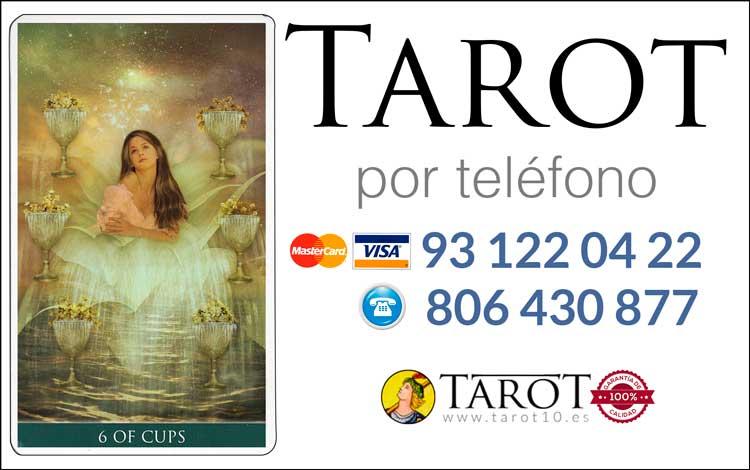 El Tarot y sus cartas referidas al Amor - Tarot Telefónico - Tarot10