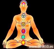 Salud con los Chakras - tarot Osho Zen - Tarot10