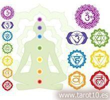 Tarot Osho Zen - meditación con los chakras