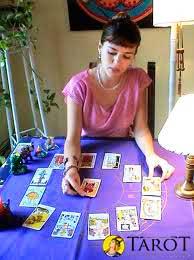 Técnicas para la lectura del Tarot - Tarot10