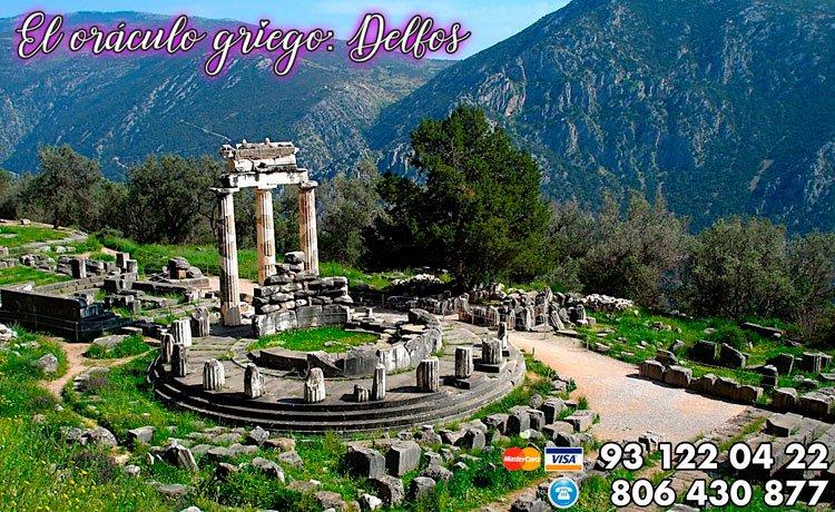 El oráculo griego- Delfos
